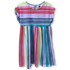 Tea Collection Striped Dress Sz 6